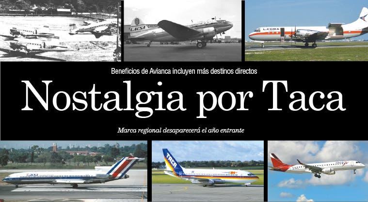 Nostalgia por Taca