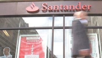 Pretende Santander fondeo chino