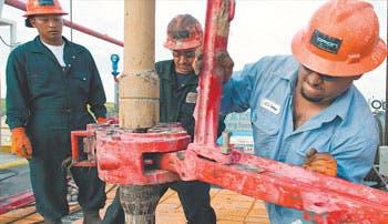 Explotación petrolera en manos de Sala IV