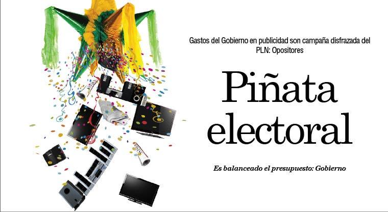 Piñata electoral