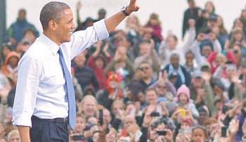 Millonario se propone derrotar a Obama