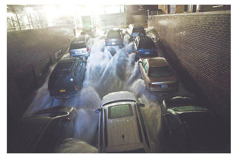 Sandy deja pérdidas por $20 mil millones