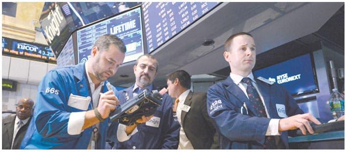 Wall Street se enciende tras Sandy