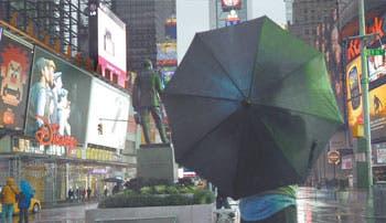 Sandy paraliza costa este de EE.UU.