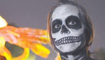 Trágica fiesta de Halloween en Madrid