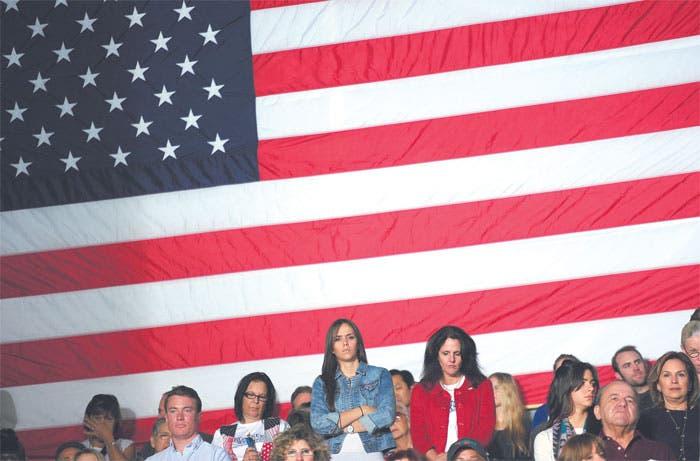 Ultimo empujón a campaña estadounidense
