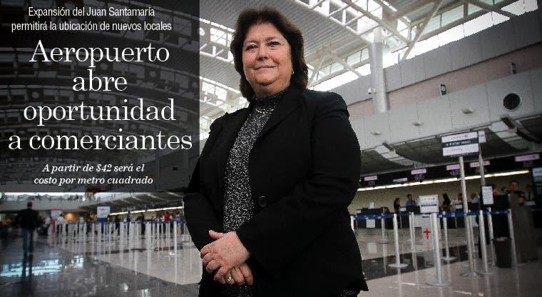 Abre aeropuerto oportunidad a comerciantes