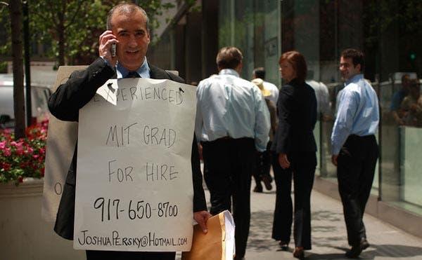 Sube 7,9% el desempleo en EE.UU.