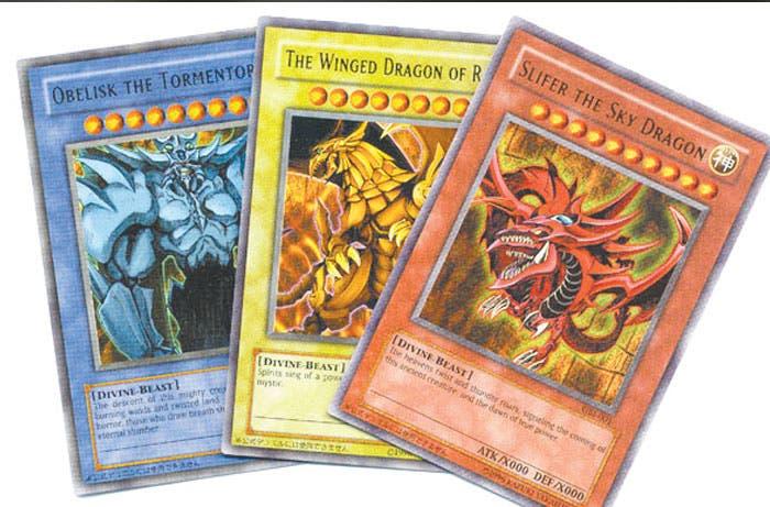 Juegue Magic y Yu Gi Oh! en la Antigua Aduana