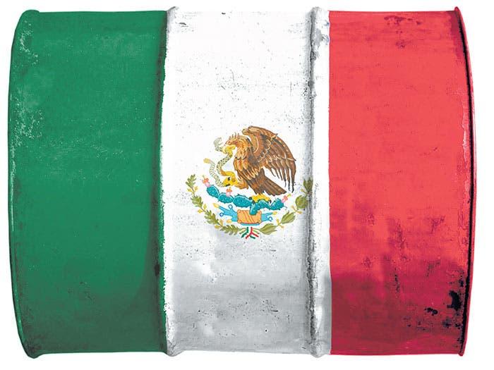 Cerca apertura petrolera mexicana