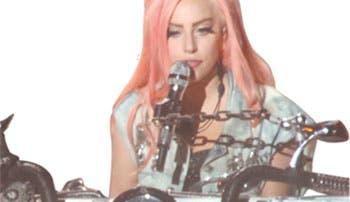 Lady Gaga eclipsó La Sabana