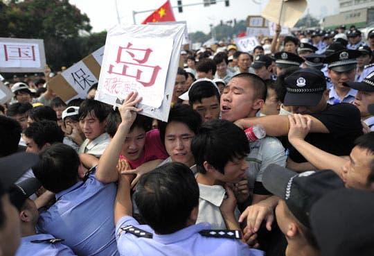 China critica maniobras EEUU-Japón