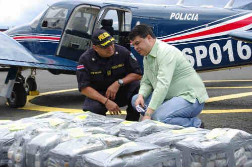 Ayuda venta de bienes a combatir narcotráfico