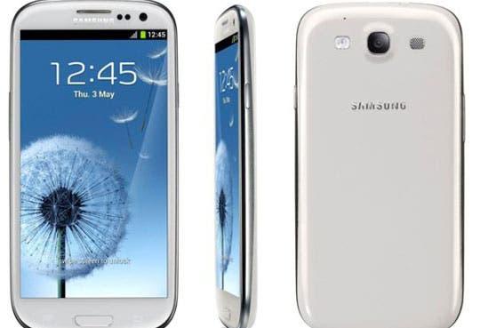 Venden 30 millones de Galaxy S3
