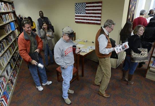 Elecciones se decidirán en estados indecisos