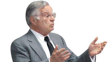 Pide absolución expresidente Rodríguez
