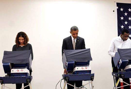 Protagonistas de elecciones ya votaron