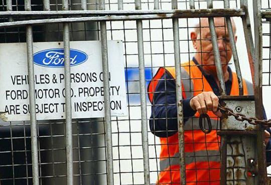 Cerrarán plantas automotrices en Europa