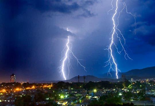 Amenaza tormenta durante las elecciones