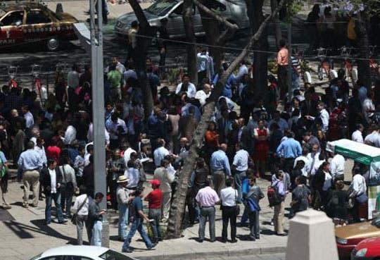 Fuerte sismo sacude México y Guatemala