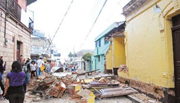 En estado de calamidad declaran a Guatemala