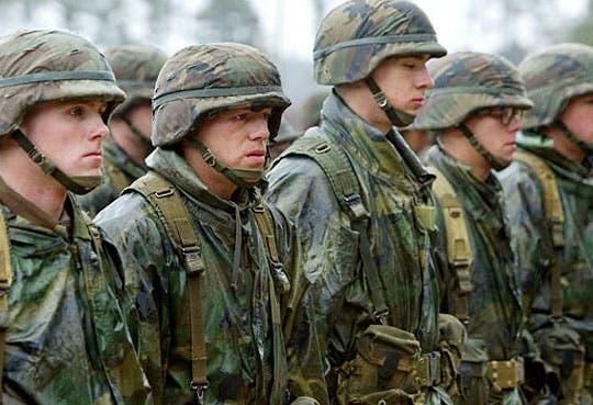 Inaugura Estados Unidos su presencia militar en Polonia