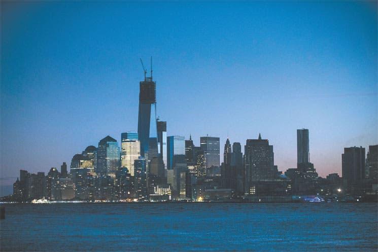 Cierran empresas en Manhattan por Sandy