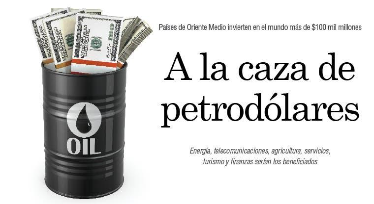 A la caza de petrodólares