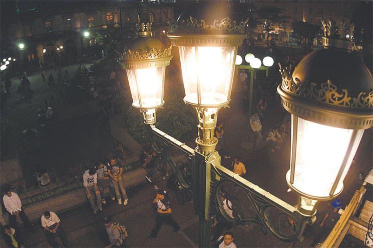 Luz eficiente para San José