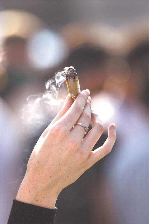 Alertan sobre legalización de marihuana
