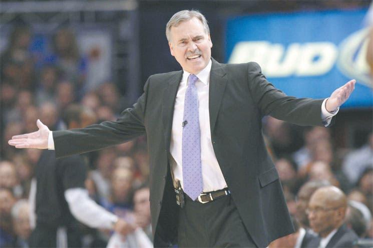 Lakers apuestan por D'Antoni