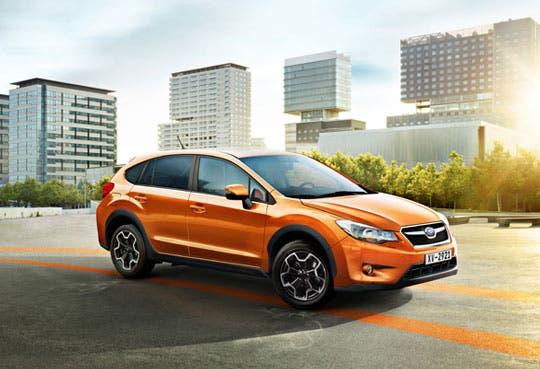 Aumentan ventas de Subaru en el país