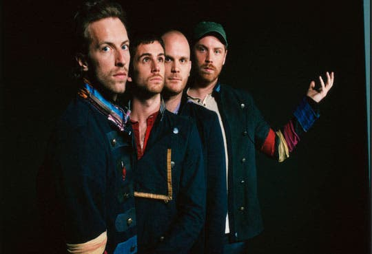 Gira de Coldplay no incluye a Costa Rica
