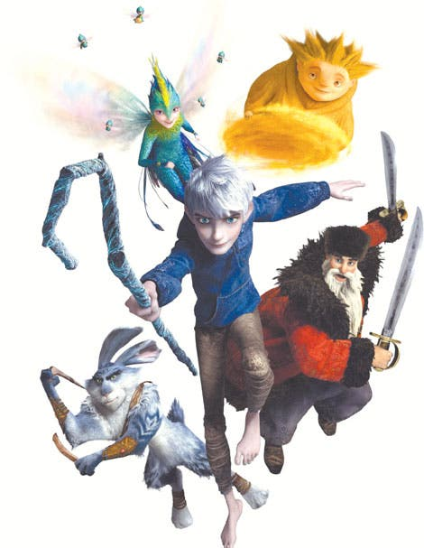 """The Rise of Guardians"", implicación emocional para Del Toro"