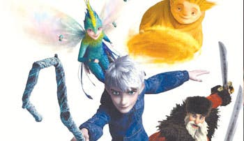The Rise of Guardians, implicación emocional para Del Toro