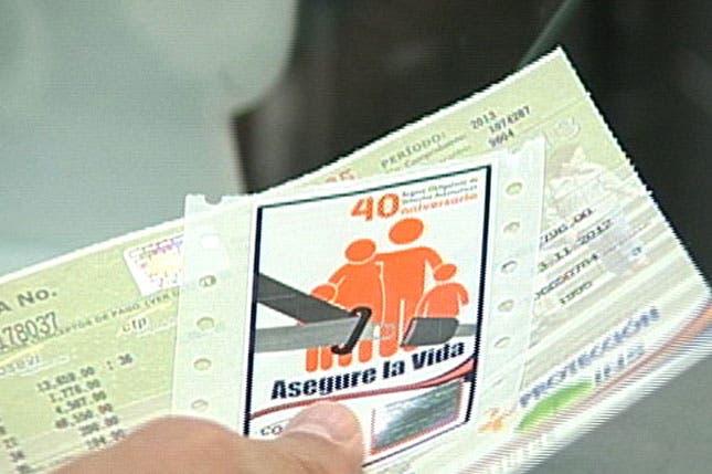 Presenta Riteve falla para pagos de marchamo
