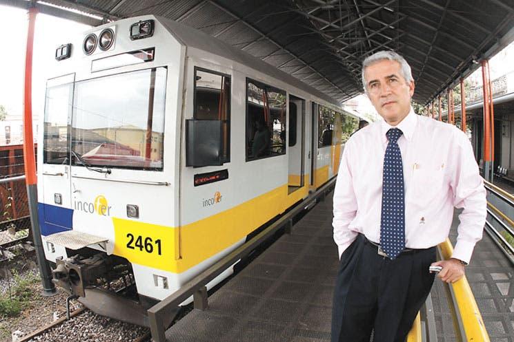Tren moderno sería español