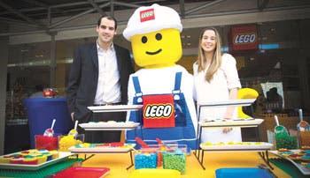 Escazú se arma con Lego
