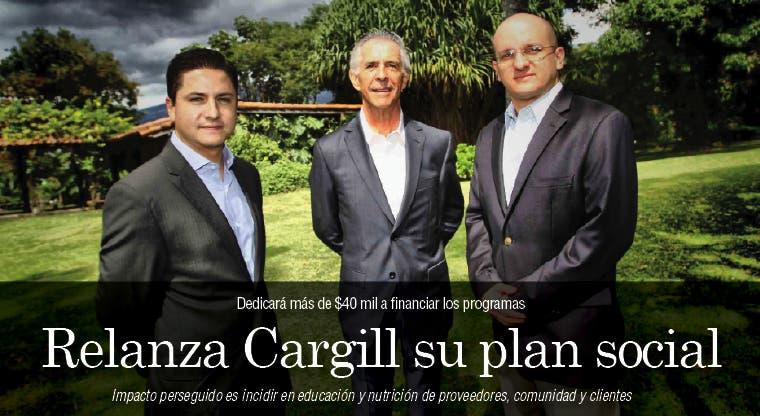 Relanza Cargill su plan social