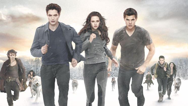 """""""Twilight"""" llega a su fin con acción y almíbar"""