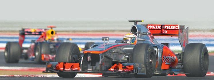 Fórmula Uno sin rey