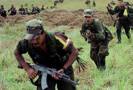 FARC declara alto al fuego unilateral por dos meses