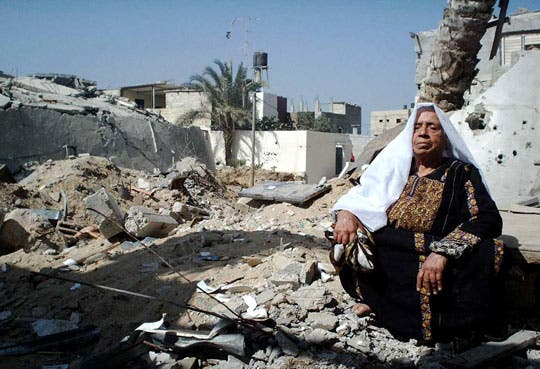 Piden cese de ataques entre israelíes y palestinos