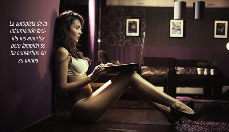 Adúlteros: Internet es chismosa y no olvida