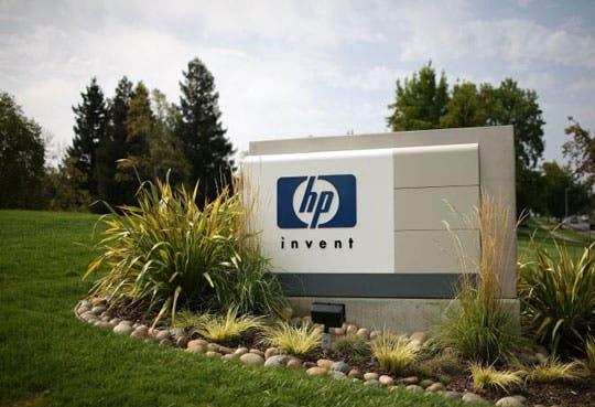 HP pierde 12.700 millones en 2012