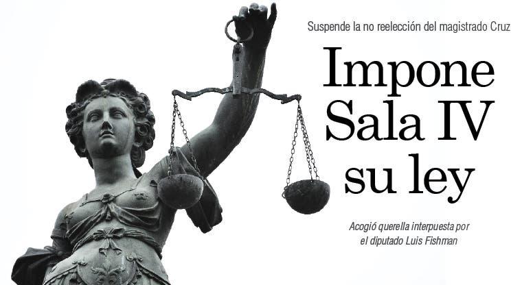 Impone Sala IV su ley