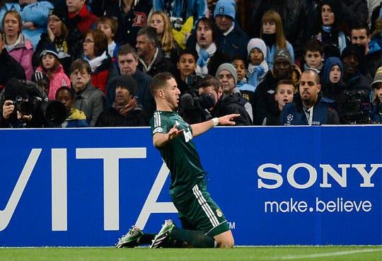 Real Madrid sella clasificación en Manchester