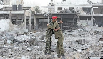 Superan Israel y Gaza tregua