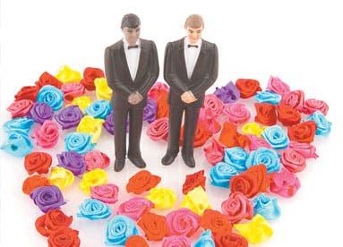 Matrimonios homosexuales, boom para los negocios