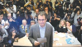 Fracasa separación: Cataluña